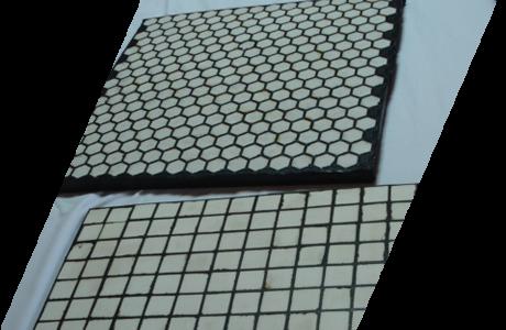 Visoko otporne keramičke ploče